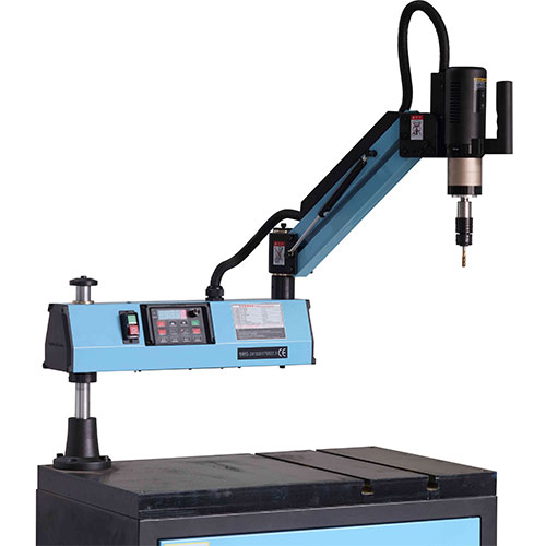 ​The Difference between Pneumatic and Electric Tapping Machine